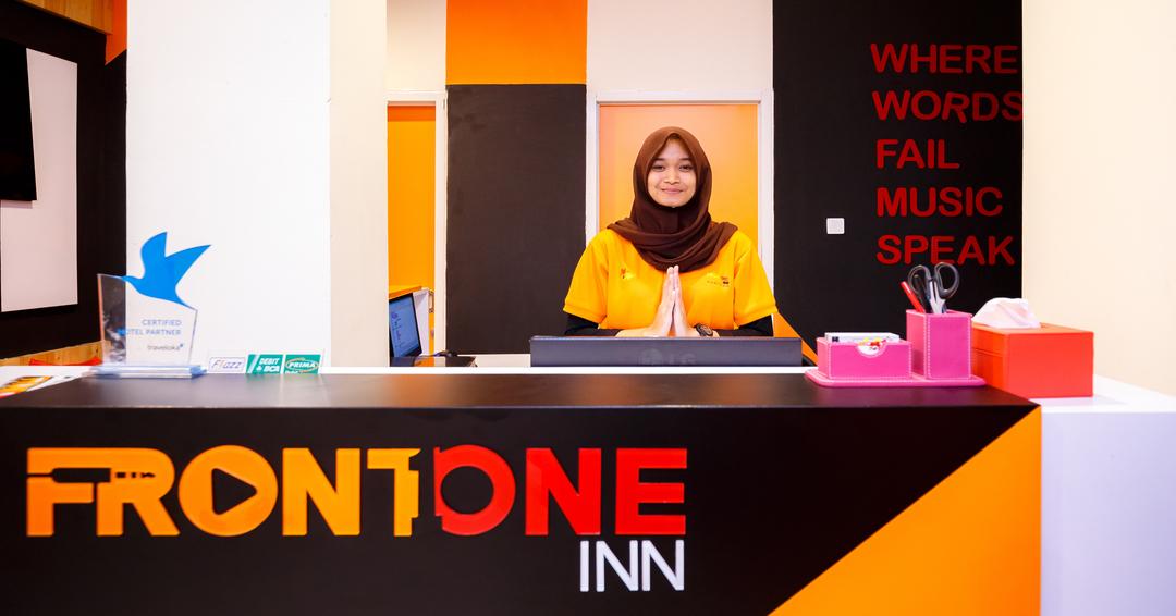 Front One Inn Muntilan